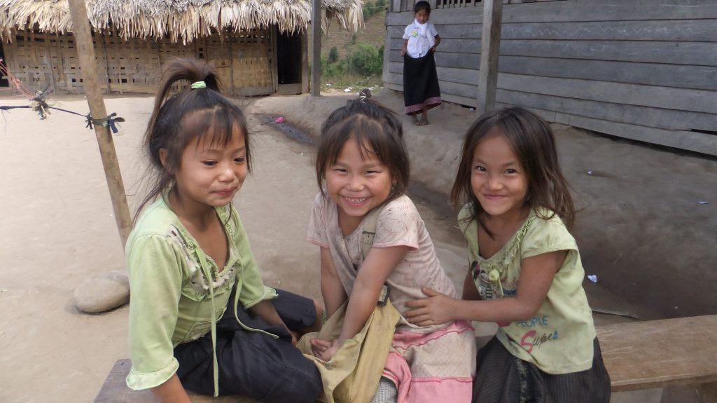 Neue Schule in Laos